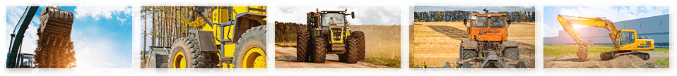 Baumaschinen und Landmaschinen Ankauf
